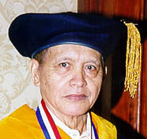 Dr. Ramon C. Barba (Photo courtesy of NAST)