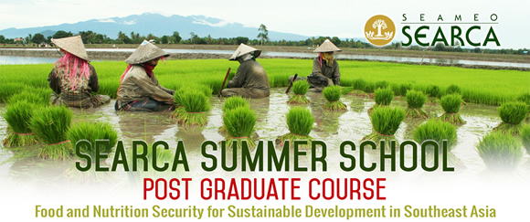 searca-rolls-out-summer-school-on-food-and-nutrition-security