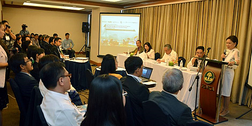 searca and partners hold policy roundtable on improving the agricultural insurance program in southeast asia 2