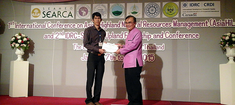 idrc-searca-scholar-garners-3rd-best-poster-award-in-international-confab