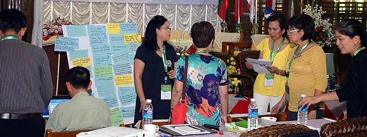 searca reports accomplishments of asrf pilot phase at the 9th asfn annual meeting and participates in the 6th asean social forestry network conference in myanmar 5