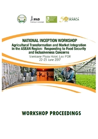 National Inception Workshop: Lao-PDR