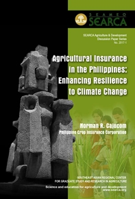 Agricultural Insurance in the Philippines: Enhancing Resilience to Climate Change