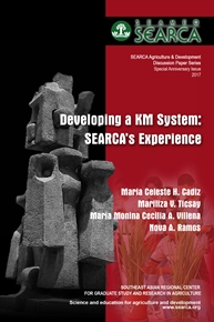 Developing a KM System: SEARCA's Experience