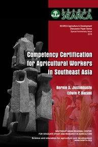 Competency Certification for Agricultural Workers in Southeast Asia