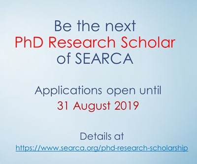 Call for Applications: PhD Research Scholarship
