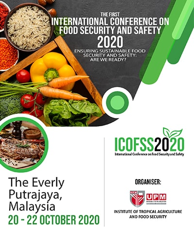 International Conference on Food Security and Safety (ICOFSS) 2020