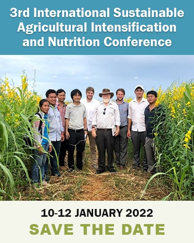 Third International Sustainable Agricultural Intensification and Nutrition Conference