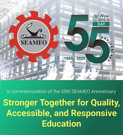 SEAMEO 55th Anniversary Celebration