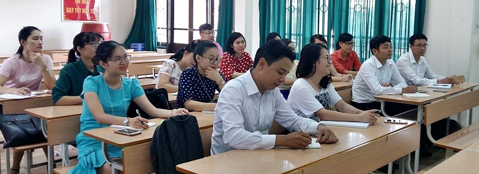 Institutional Development Assistance - Thai Nguyen University of Agriculture and Forestry, Vietnam