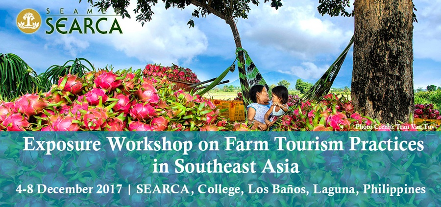 Exposure Workshop on Farm Tourism Practices in Southeast Asia
