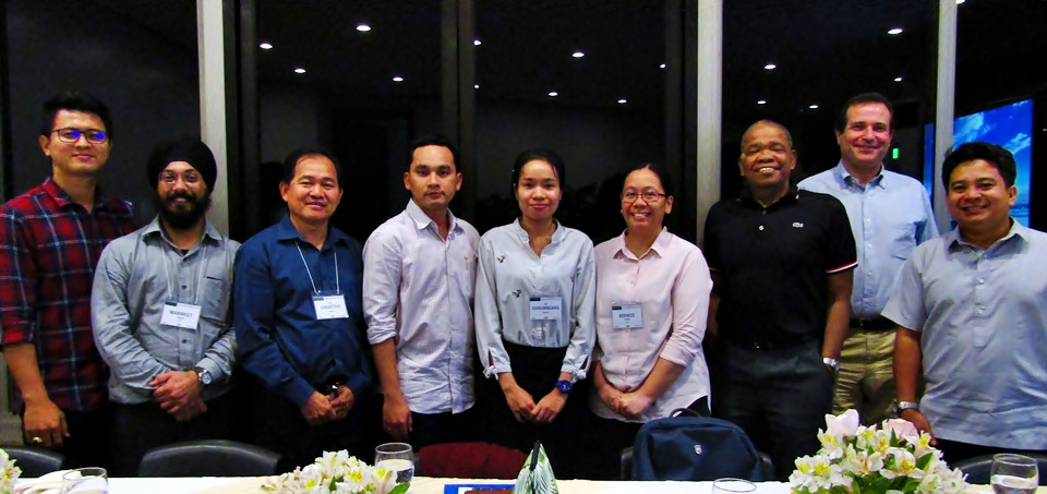 IFAD, IFPRI, and SEARCA review ATMI-ASEAN National Programs