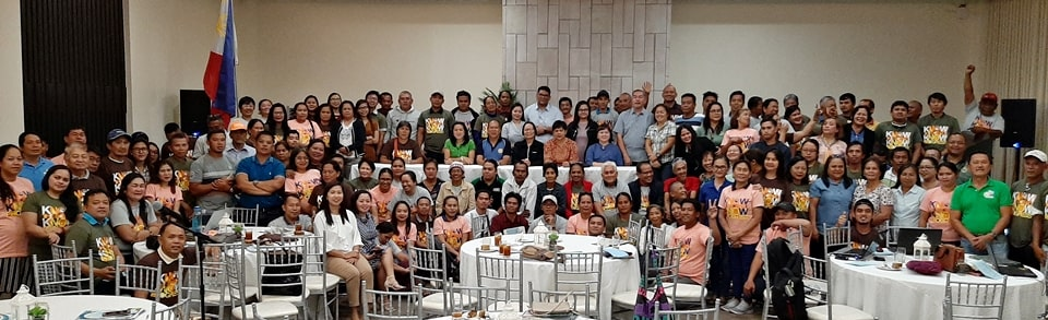 More than 150 farmers, local government officers, and members of the academe and consumer groups attended the Biotech 101 and Joint Department Circular Public (JDC) Public Briefing held in the province on August 16, 2019.