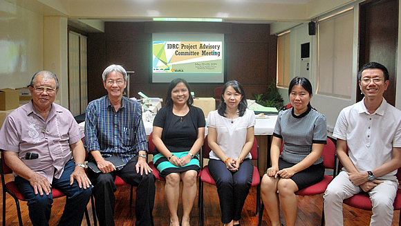 searca-hosts-upland-agriculture-fellowship-advisory-body-meeting