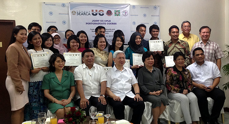 uplb concludes first wave uc summer school