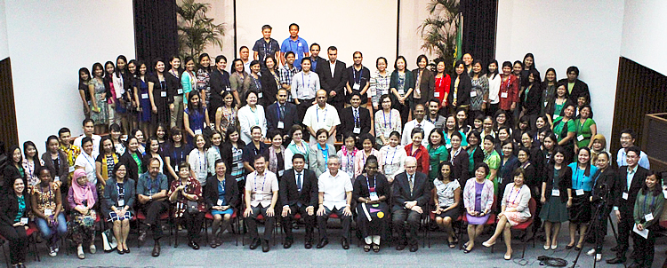 regional conference pushes greater emphasis on sustainable diets for food nutrition security