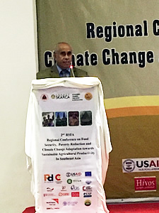 searca alumni spearheads confab on food security and climate change 2