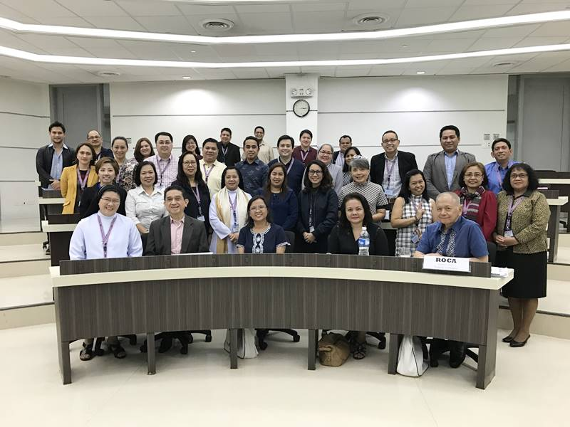 SEARCA briefs private Higher Education Institution officials on course offerings in agriculture and biotechnology in SEAsia