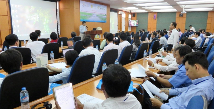 SEARCA and RCRD collaborate on a forum towards promoting sustainable agriculture in the Mekong Region
