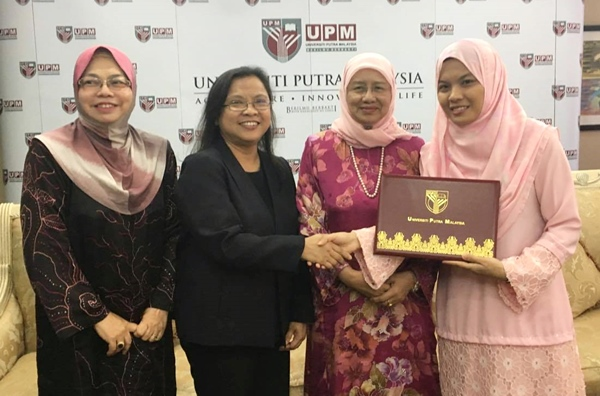 Two new scholars awarded Joint UPM-SEARCA Scholarships