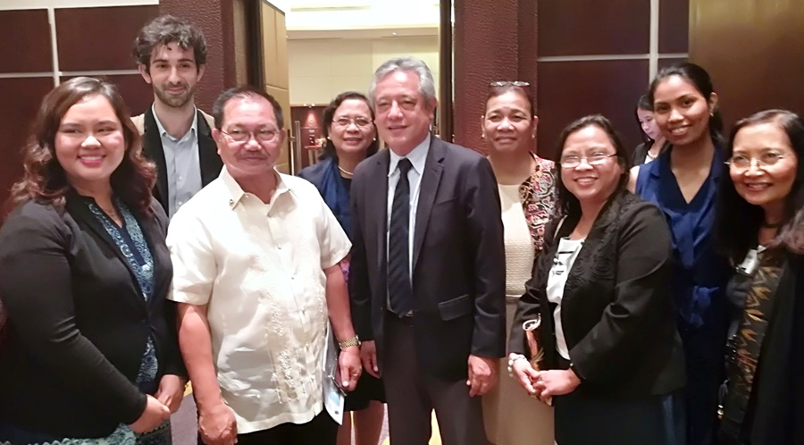 Market integration of smallholder farmers discussed in Philippine-France Agriculture Forum