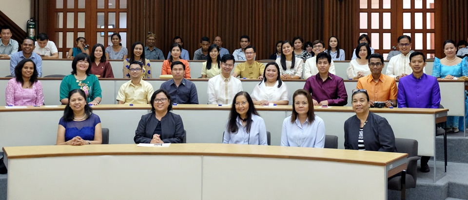 SEARCA holds Testimonial for graduating scholars