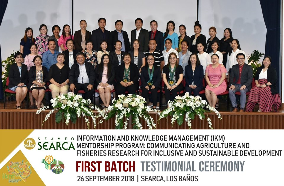 IKM Mentorship Program Batch 1 successfully concluded