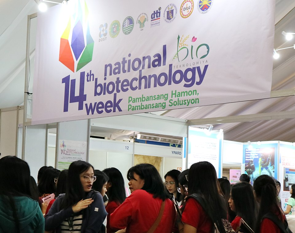 SEARCA Joins the Celebration of the 14th National Biotechnology Week