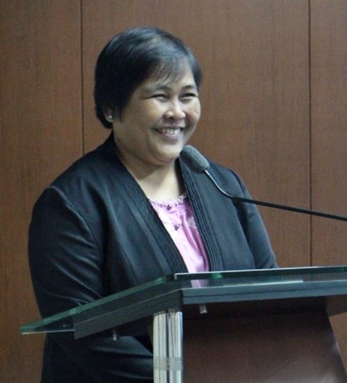 Ms. Julia A. Lapitan, DA-BAR Supervising Agriculturist and Head of Applied Communication Division (ACD), read the opening remarks of Dr. Nicomedes P. Eleazar, DA BAR Director, which underscored that there is a need to address the gap in disseminating agri-fishery researches to the public.