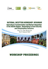 National Inception Workshop: Myanmar
