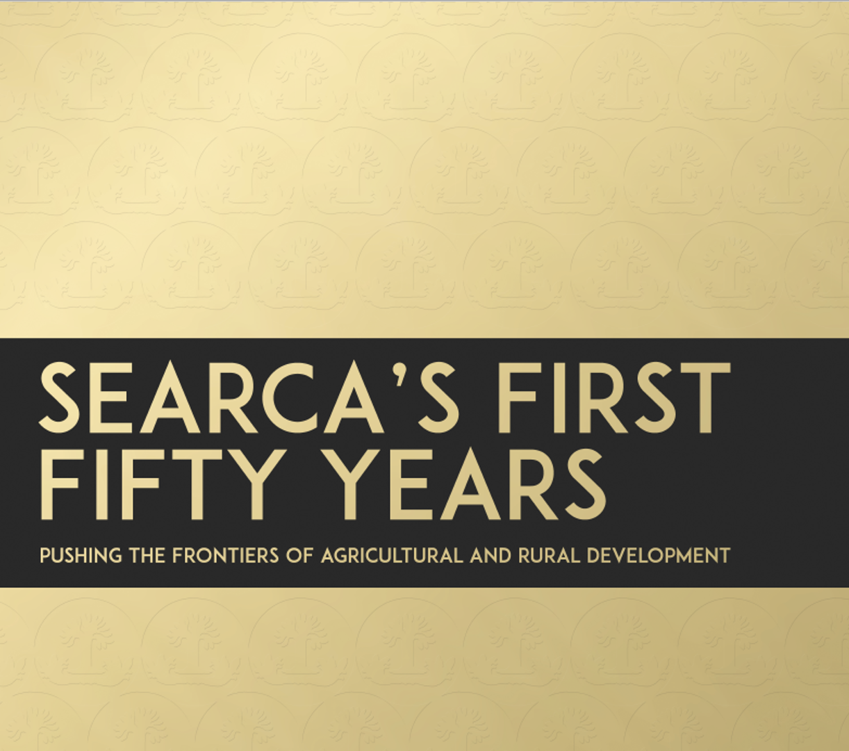 SEARCA's First 50 Years