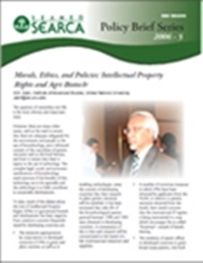 Morals, Ethics, and Policies: Intellectual Property