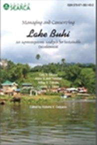 Managing and Conserving Lake Buhi: An Agroecosystems Analysis for Sustainable Development
