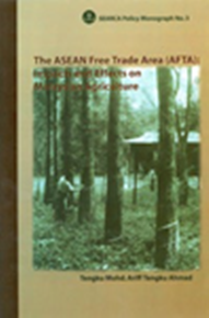 The ASEAN Free Trade Area (AFTA): Impacts and Effects on Malaysian Agriculture