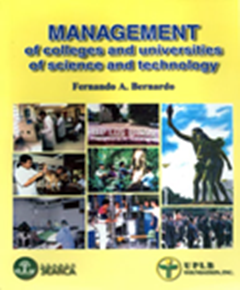 Management of Colleges and Universities of Science and Technology