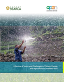 A Review of Issues and Challenges in Climate Change and Agriculture in Southeast Asia