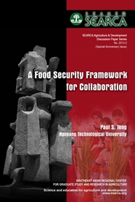 A Food Security Framework for Collaboration