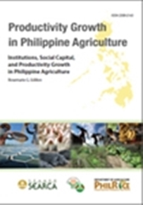 Institutions, Social Capital, and Productivity Growth in Philippine Agriculture