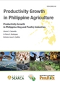 Productivity Growth in Philippine Hog and Poultry Industries