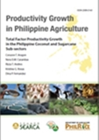 Total Factor Productivity Growth in the Philippine Coconut and Sugarcane Sub-sectors