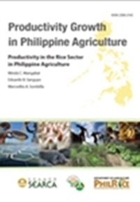 Productivity in the Rice Sector in Philippine Agriculture
