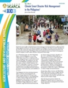 Climate Smart Disaster Risk Management in the Philippines