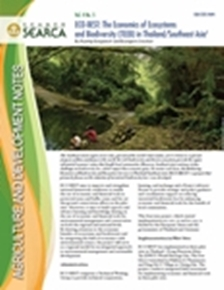 ECO-BEST: The Economics of Ecosystems