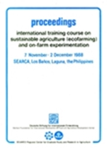 International Training Course on Sustainable Agriculture (Ecofarming) and On-farm Experimentation