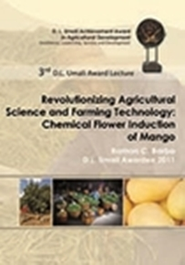 3rd DL Umali Award Lecture - Revolutionizing Agricultural Science and Farming Technology: Chemical Flower Induction of Mango