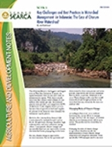 Key Challenges and Best Practices in Watershed Management in Indonesia: The Case of Citarum River Watershed