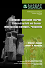 Ecological Succession in Areas Covered by Gold, Copper Mine Tailings in Benguet, Philippines