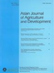Asian Journal of Agriculture and Development Vol. 6 No. 1