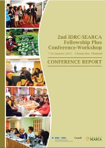 2nd IDRC-SEARCA Fellowship Plus Conference-Workshop