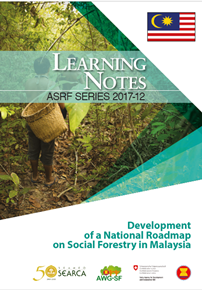 Development of a National Roadmap on Social Forestry in Malaysia